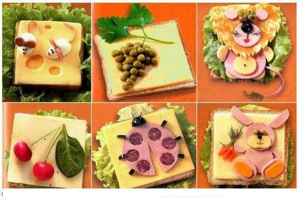 sandwich au fromage pour un pique- nique improviser
