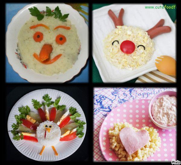 Repas Pour Les Enfants