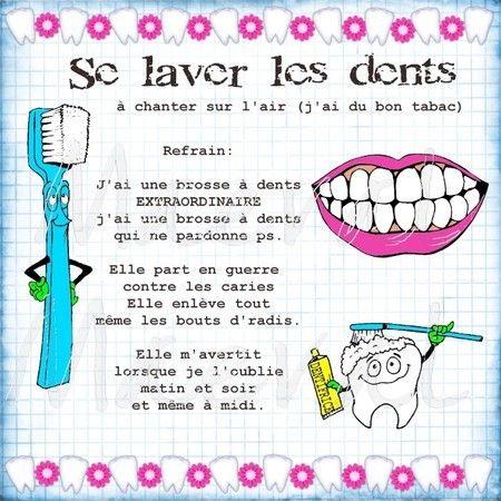 Extrêmement hygiene des dents PO33