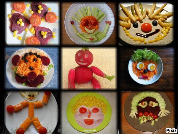 Id e repas pour les enfants idee repas printemps enfants for Idee repas partage