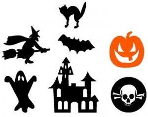 D coupage d 39 halloween - Deco fait maison pour halloween ...