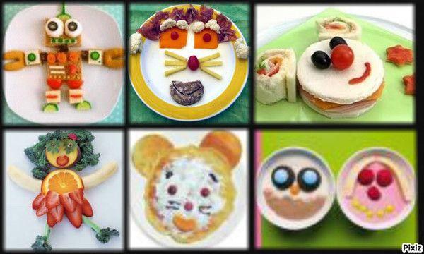 Idee repas pour les enfants page 5 for Idee repas a partager