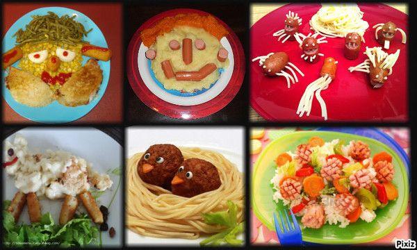 Idee repas pour les enfants page 4 - Idee gouter original ...