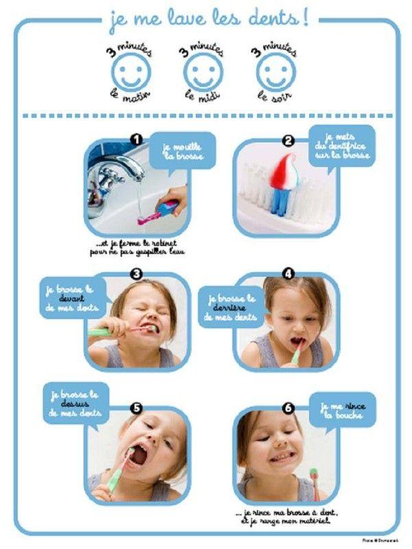 Bien-aimé hygiene des dents OI28