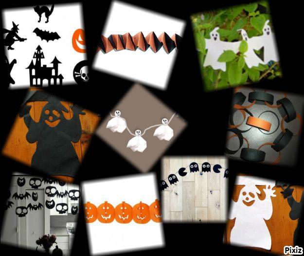 Fete halloween page 9 - Guirlande d halloween ...