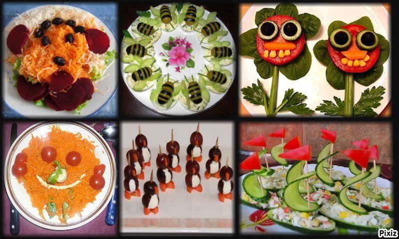 Idee repas pour les enfants page 4 - Repas equilibre enfant ...