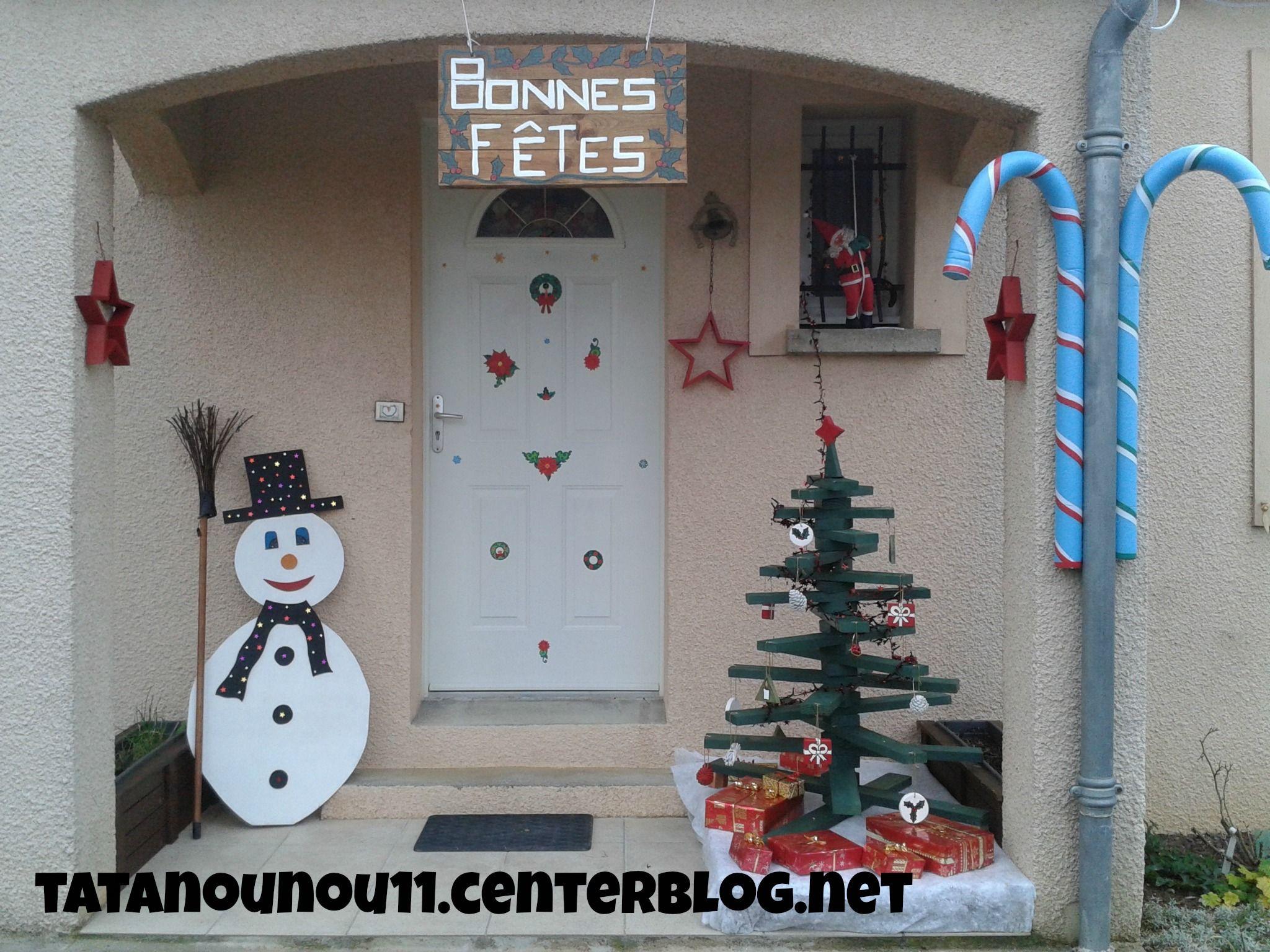 Decoration exterieur noel 2015 for Noel decoration exterieur